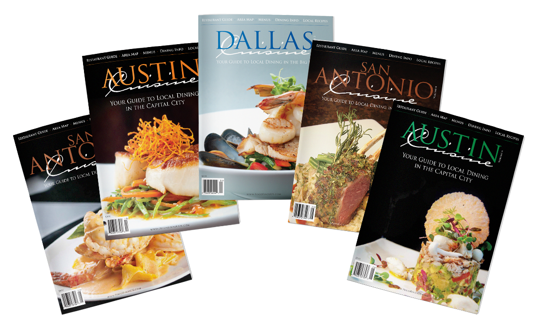 Cuisine of Texas covers