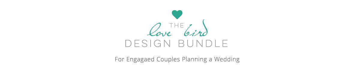 The Love Bird Design Bundle