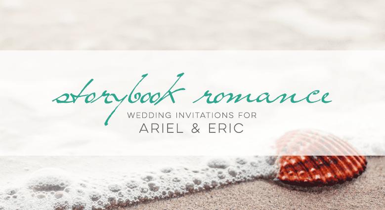 Storybook Romance: Ariel & Eric