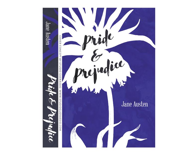 Pride & Prejudice flat cover