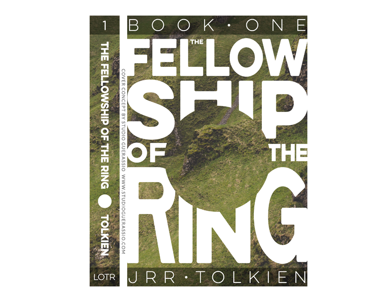 The Fellowship of the Ring flat cover