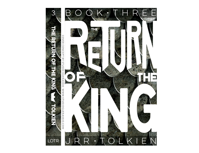 The Return of the King flat cover