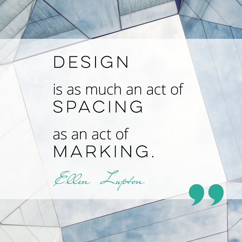 The Act of Design