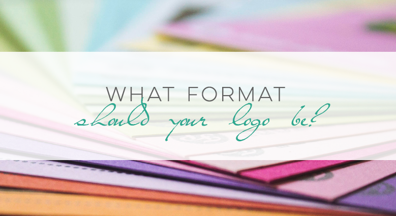 What Format Should Your Logo Be?