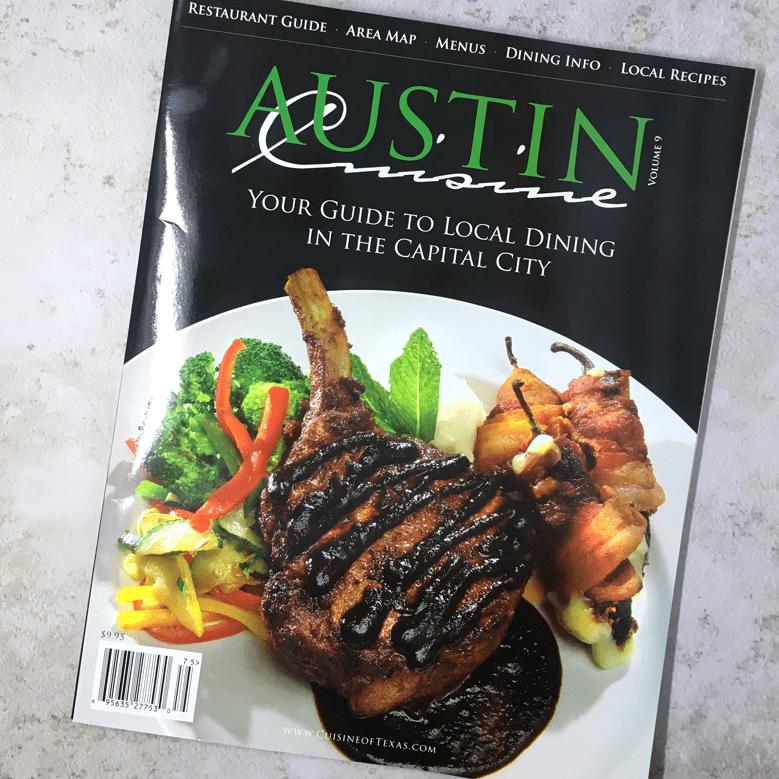 Austin Cuisine 2017
