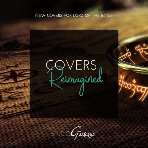 Covers Reimagined: Lord of the Rings