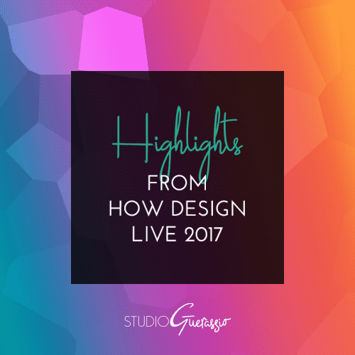 Highlights from HOW Design Live 2017