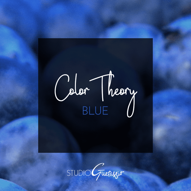 Color Theory: Blue