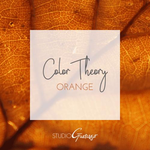 Color Theory: Orange