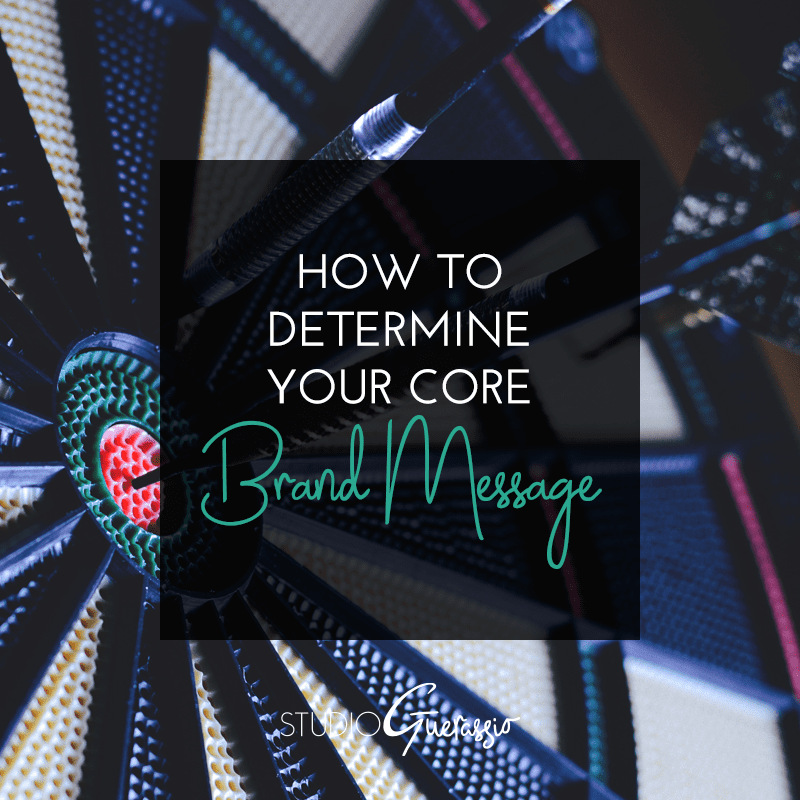 How to Determine Your Core Brand Message