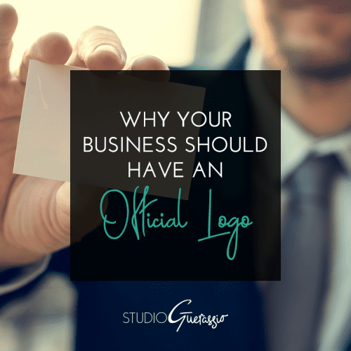 Why Your Business Should Have an Official Logo