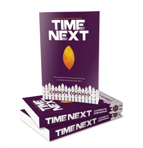 Time Next book cover